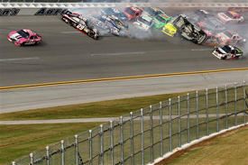 Dega crash