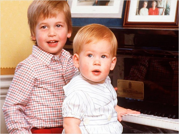 Prince-harry-and-william-piano