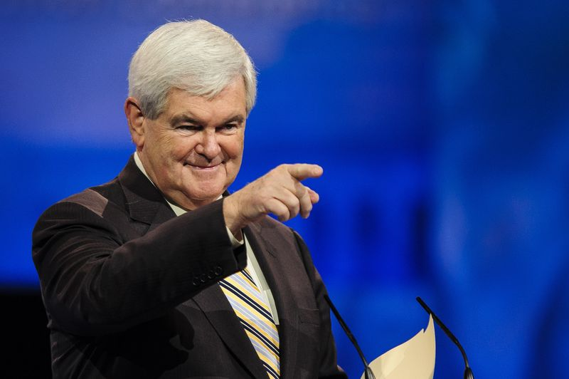 Gingrich blog