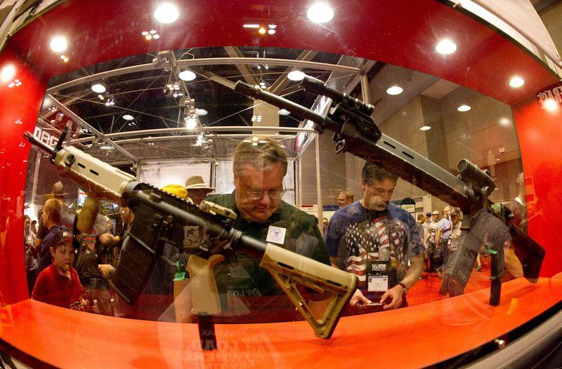 NRA convention blog
