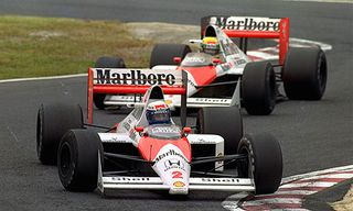 Ayrton and alain
