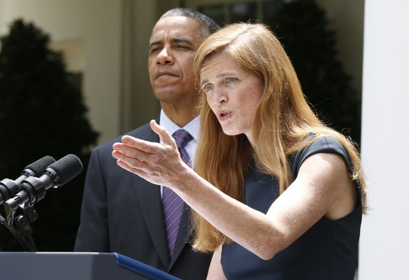 Samantha power blog