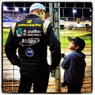 Leffler and son