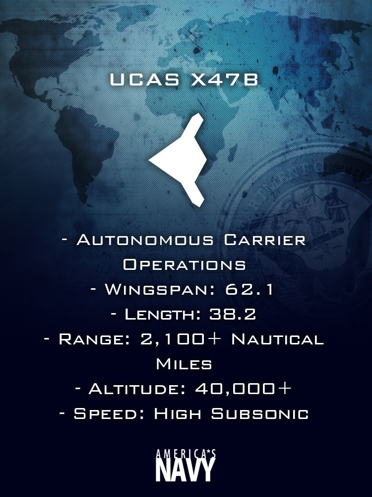 Us carrier drone