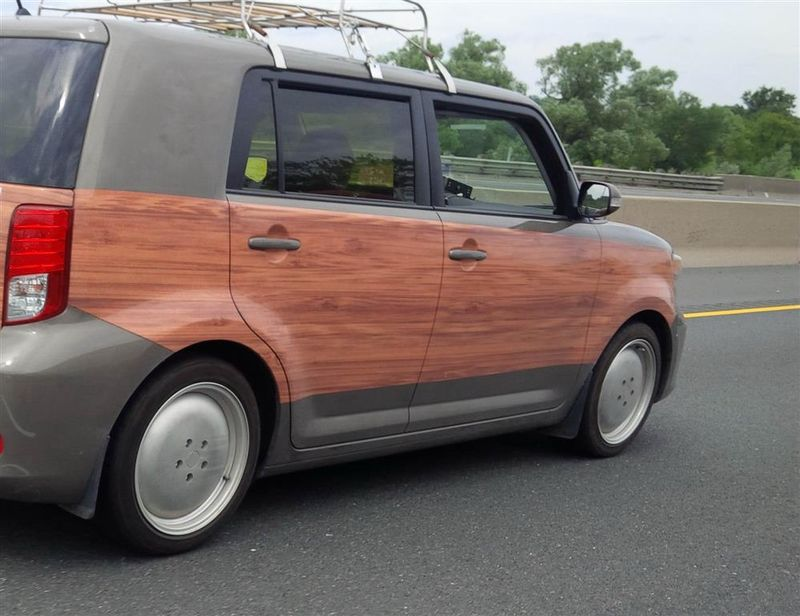 Scion xB with MacTac