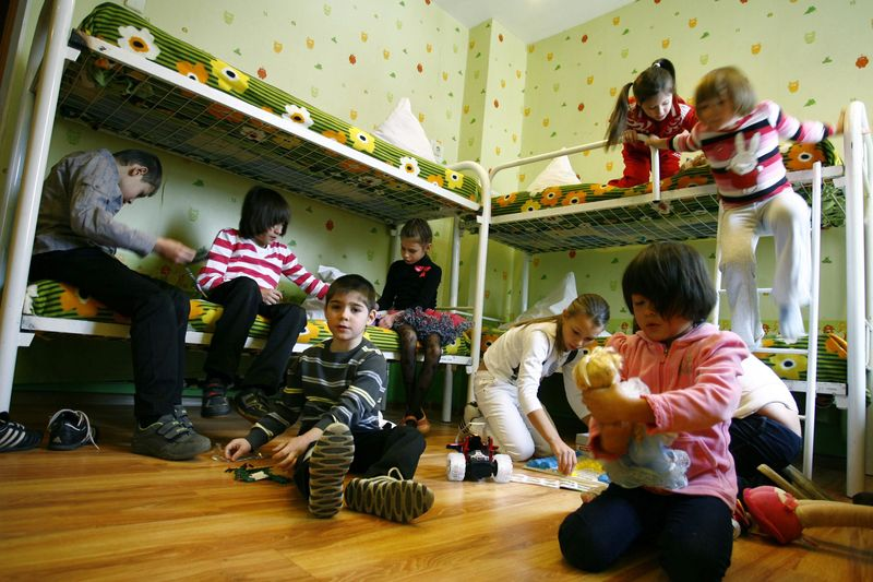 Russian orphanage blog