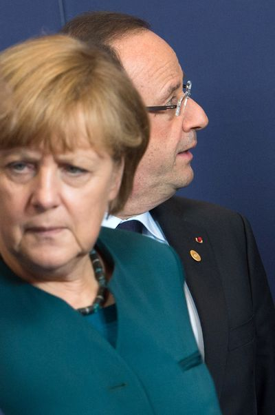 Diplomacy blog merkel and hollande
