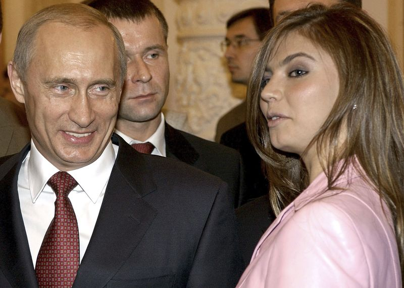 Putin divorce blog