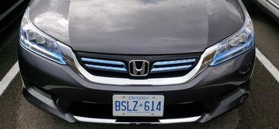 Test Fest Honda Accord Hybrid 4 (Medium)